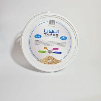 Liqui Traps Flüssigkeitsabsorbierende SteineBindemittel 3,5l